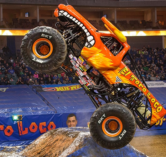 More Info for From Unbelievable Action To Unexpected Thrills, Monster Jam Returns to Sprint Center