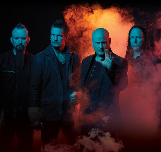 More Info for Disturbed Announces the Highly Anticipated Evolution World Tour