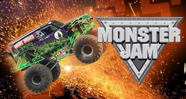 Truck Edge Mobile >> Monster Jam   Sprint Center