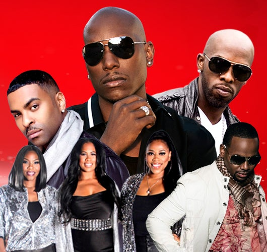 More Info for Valentine's Love Jam Featuring Tyrese and More Visit Feb. 15 at Sprint Center