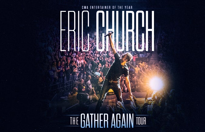 More Info for Eric Church In The Round: The Gather Again Tour at T-Mobile Center