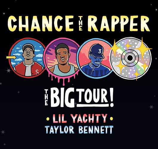 More Info for Chance the Rapper Feb. 22 Performance at Sprint Center Canceled