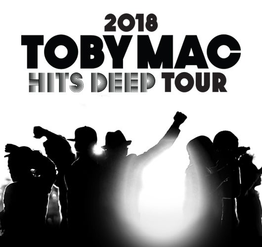 More Info for TobyMac Announces Hits Deep Tour Including a Stop at Sprint Center