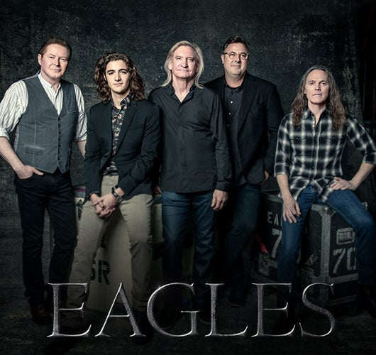 More Info for Eagles Announce Additional Tour Dates Including Stop at Sprint Center