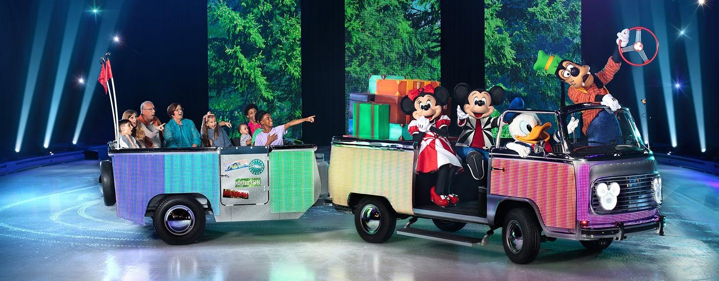 CANCELED: Disney On Ice presents Road Trip Adventures