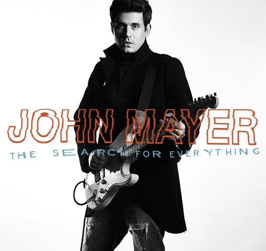 More Info for John Mayer Brings 'The Search For Everything' World Tour To Sprint Center In April