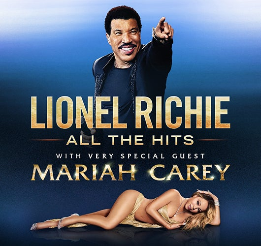 More Info for Lionel Richie With Very Special Guest Mariah Carey Make Inaugural Visit to Sprint Center on April 16