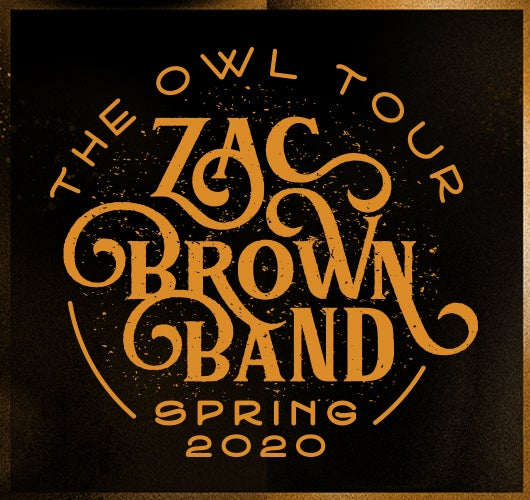"More Info for Zac Brown Band Announces ""The Owl Tour"" Spring 2020 Dates"
