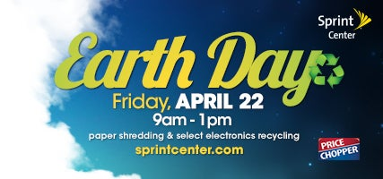 More Info for Sprint Center Hosts Recycling Event on Earth Day