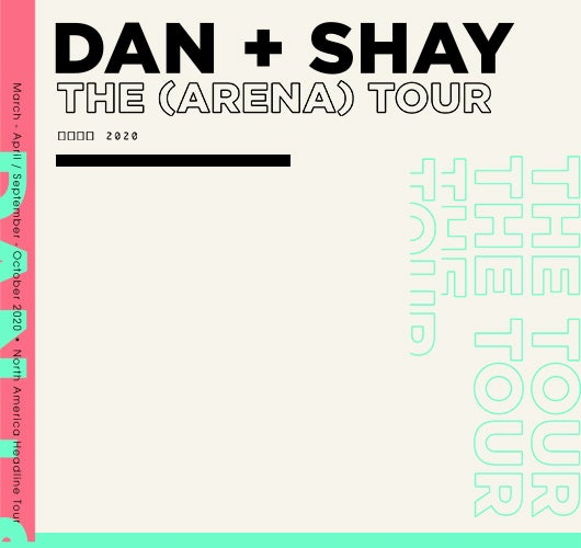 More Info for Dan + Shay Postpone and Reschedule Spring Tour Including Stop at Sprint Center