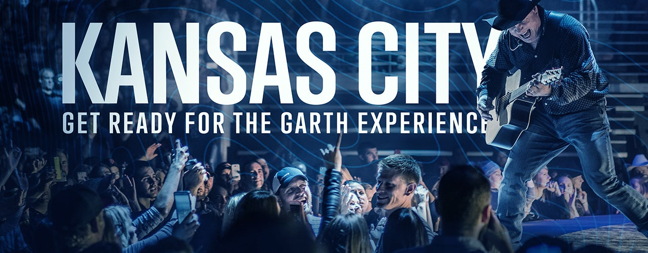 Garth Brooks Is Set For Seven Shows In Kansas City