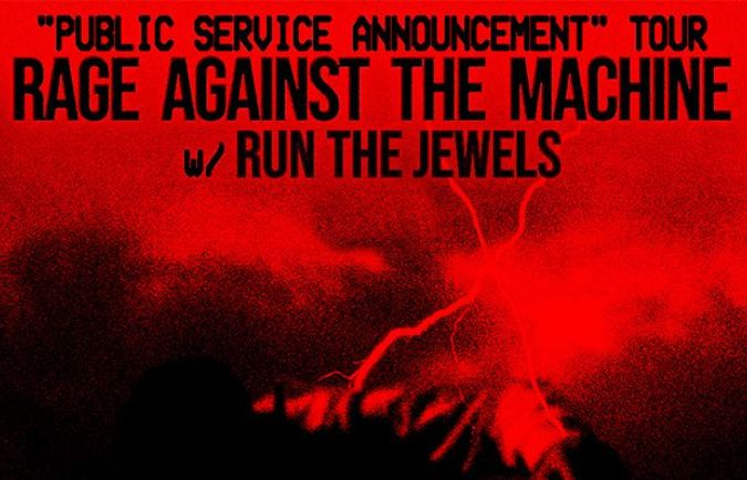 More Info for New Date: Rage Against The Machine