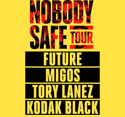 More Info for Future Kicks Off Summer At Sprint Center With The 'Nobody Safe Tour'