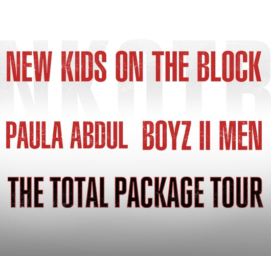 More Info for New Kids On The Block Are Back At Sprint Center With The Total Package Tour