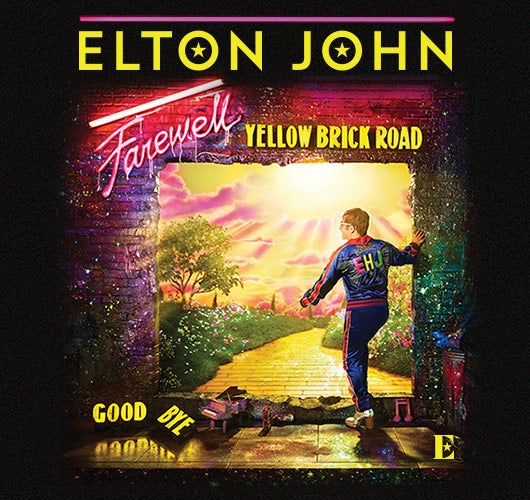 More Info for Elton John Farewell Yellow Brick Road Tour Adds Final 2020 Dates Including Sprint Center