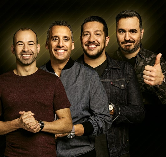 "More Info for Stars of Impractical Jokers Announce  ""The Scoopski Potatoes Tour"" An All-New Comedy Tour With Stop At Sprint Center"