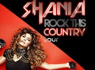 More Info for Shania Twain 'Rock this Country' Tour stops at Sprint Center Aug. 7