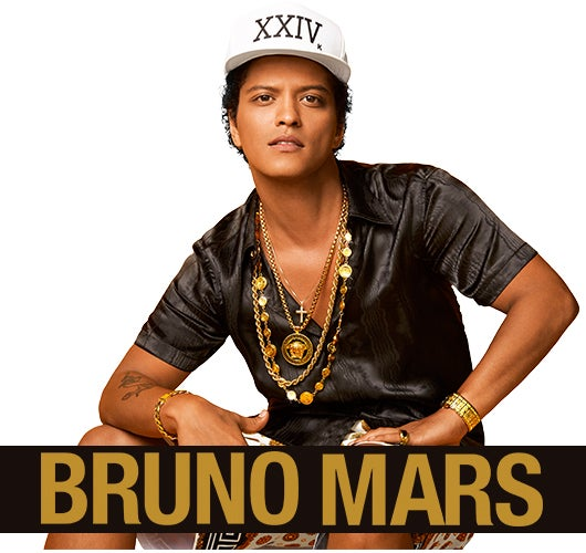 More Info for Bruno Mars Brings The 24K Magic World Tour To Sprint Center In 2017