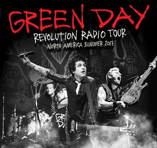 More Info for Green Day Set To Rock Sprint Center This Summer