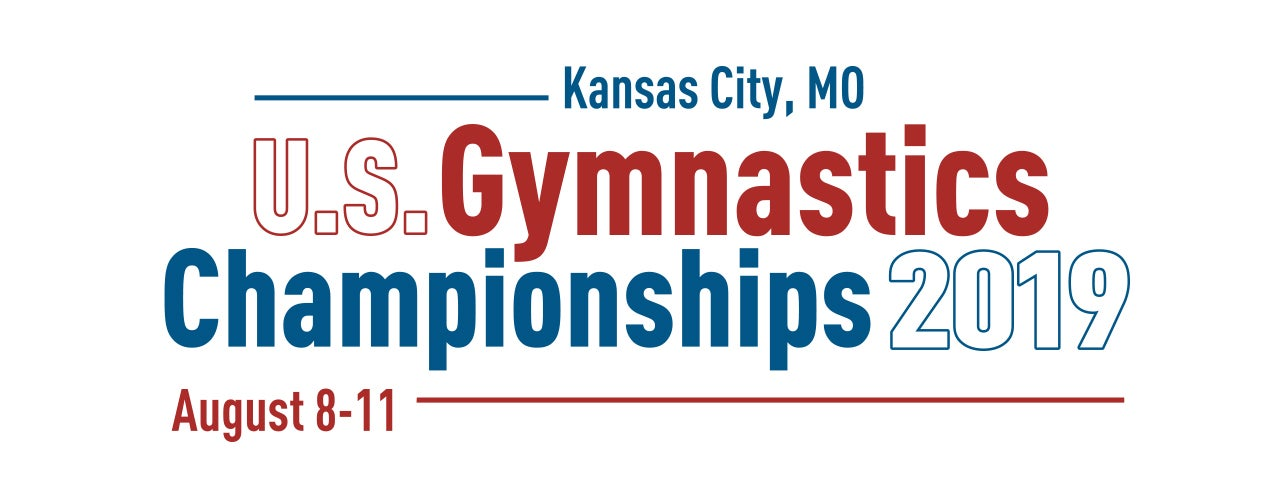 USA's Top Gymnasts Compete This Week at Sprint Center in the 2019