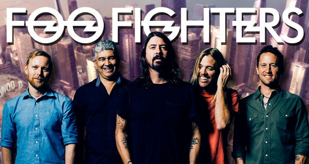 Foo Fighters Bring Sonic Highways World Tour to Sprint Center on Aug ...