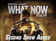 More Info for Second Kevin Hart 'WHAT NOW?' Show Added