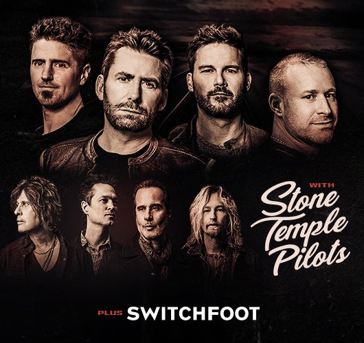 """More Info for Nickelback Announces """"All The Right Reasons 2020"""" Summer Tour with Stop at Sprint Center"""