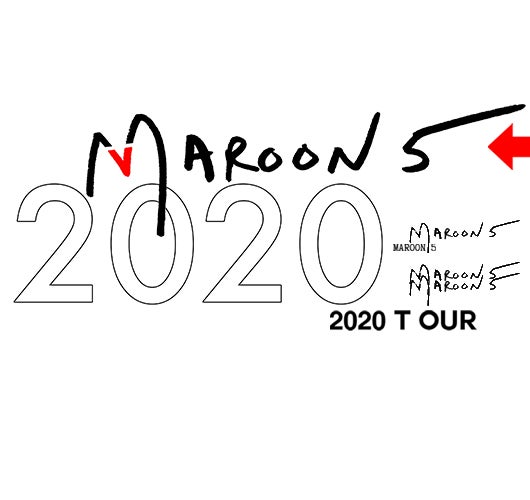 More Info for Maroon 5 Announces North America 2020 Tour Dates With Stop At Sprint Center