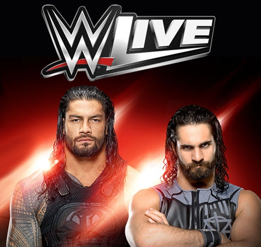 More Info for WWE Live Rumbles Into Sprint Center This September