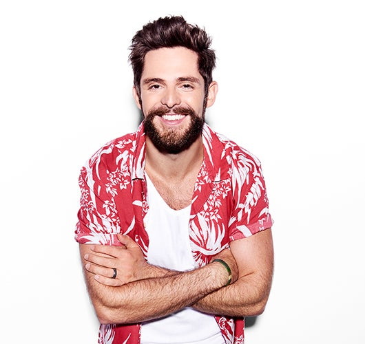 More Info for Thomas Rhett Announces Headlining Very Hot Summer Tour