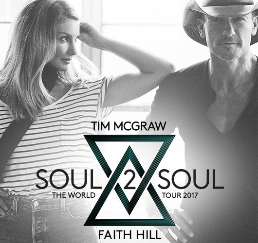 More Info for Country Superstars Tim McGraw & Faith Hill Perform Together For the First Time at Sprint Center in 2017