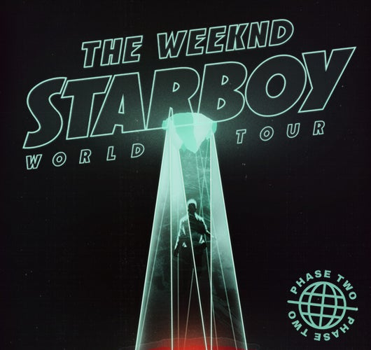 More Info for The Weeknd Announces Starboy: Legend of the Fall 2017 World Tour- Phase Two Including Sprint Center Sept. 26
