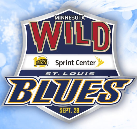 More Info for St. Louis Blues and Minnesota Wild Face-Off at Sprint Center on Sept. 28