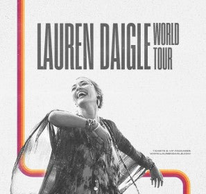 More Info for RESCHEDULED: Lauren Daigle
