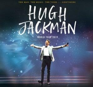Hugh Jackman The Man  The Music  The Show  World Tour