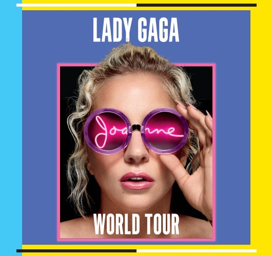 More Info for Following Explosive Performance Lady Gaga Brings The Joanne World Tour To Sprint Center