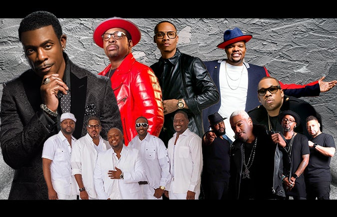 Keith Sweat Headlines KC R&B Rewind at T-Mobile Center