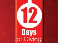 More Info for Sprint Center Announces 12 Days of Giving