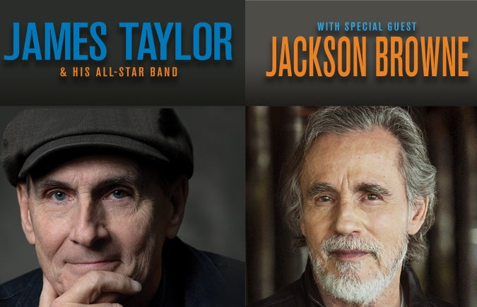 More Info for James Taylor & His All-Star Band Visits T-Mobile Center This December