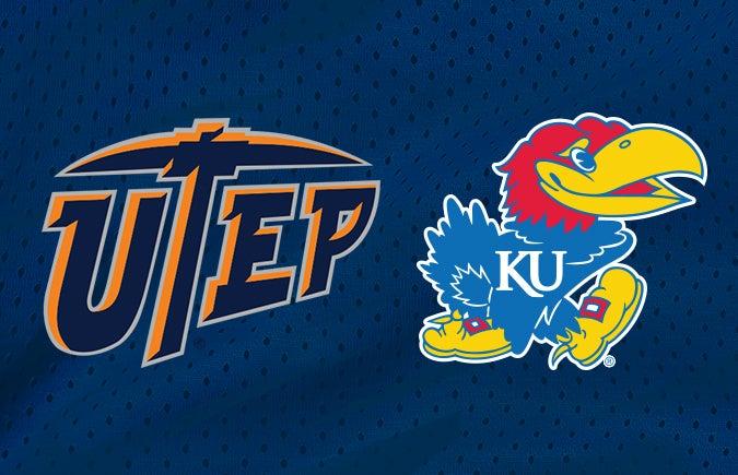 More Info for UTEP vs Kansas