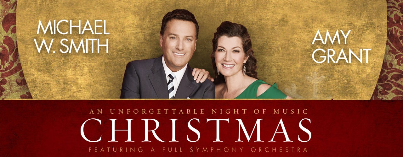 Christmas with Amy Grant and Michael W. Smith | Sprint Center