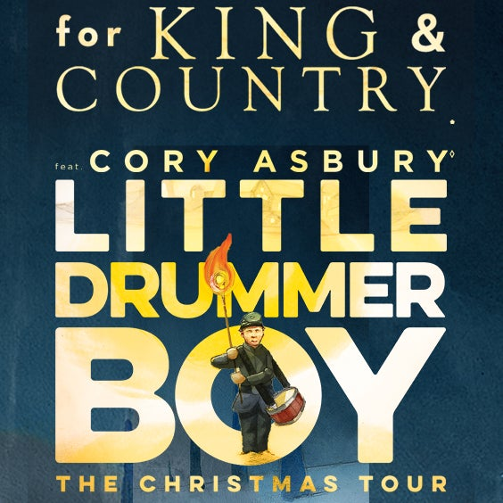 More Info for Two-Time Grammy Award Winning Duo For King & Country Announce Nationwide Christmas Tour