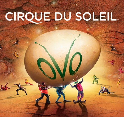 More Info for Sprint Center Celebrates the 2016 Holiday Season with Cirque du Soleil OVO