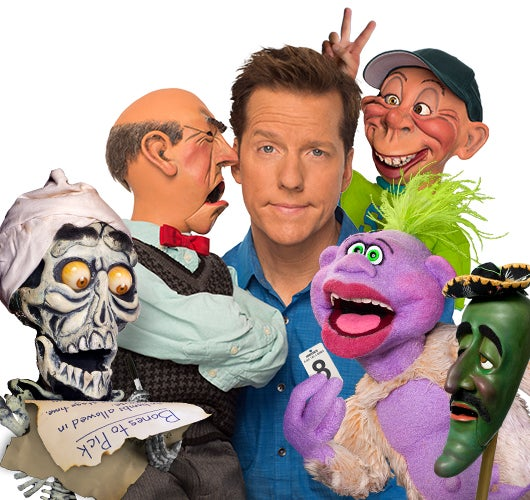 More Info for Comedian Jeff Dunham Set to Embark on PASSIVELY AGGRESSIVE Tour