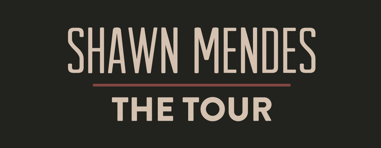 Shawn Mendes Sprint Center