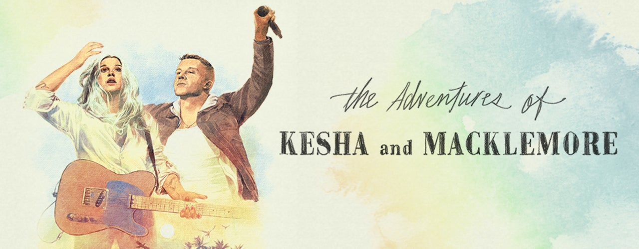 Kesha Amp Macklemore Sprint Center