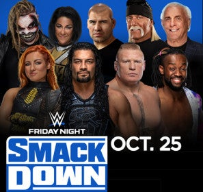 More Info for WWE: Friday Night SmackDown