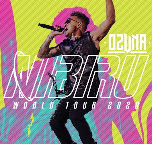 More Info for Ozuna Announces NIBIRU World Tour 2020