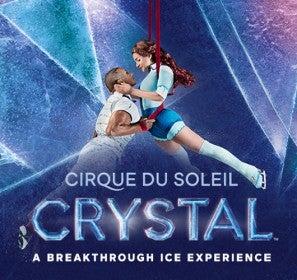 More Info for CIRQUE DU SOLEIL CRYSTAL