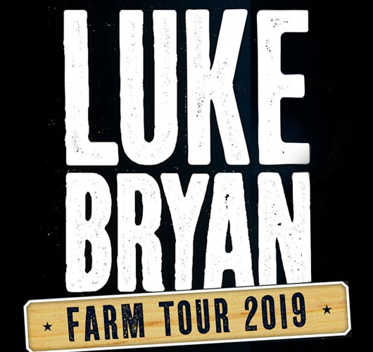 More Info for Luke Bryan Farm Tour Moves to Sprint Center